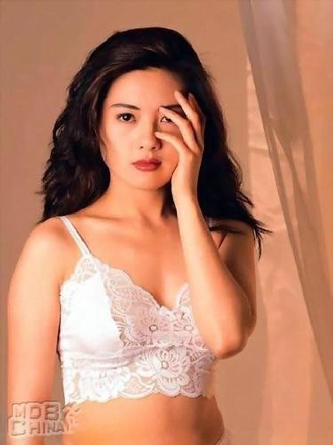 """Nhan sắc xinh đẹp giúp Lý Lệ Trân được phong là """"Ngọc nữ làng điện ảnh""""."""