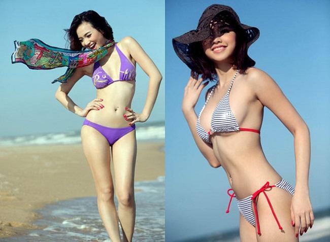 Sở hữu ngoại hình nóng bỏng cùng gương mặt ưa nhìn, Đinh Ngọc Diệp là một trong những mỹ nhân được yêu mến nhất nhì showbiz Việt lúc bấy giờ. Cô cũng theo đuổi phong cách gợi cảm và khẳng định vẻ đẹp nóng bỏng trong những bộ đồ quyến rũ, sexy.Một trong những sở trường của Đinh Ngọc Diệp là chụp ảnh gợi cảm. Cô có số đo ba vòng hoàn hảo 82-59-89, cao 1m65, nặng 47 kg.
