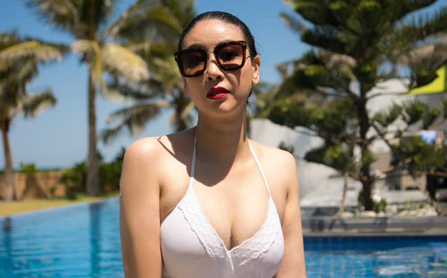 Hà Kiều Anh sinh năm 1976, giành giảiHoa hậu Việt Nam 1992.