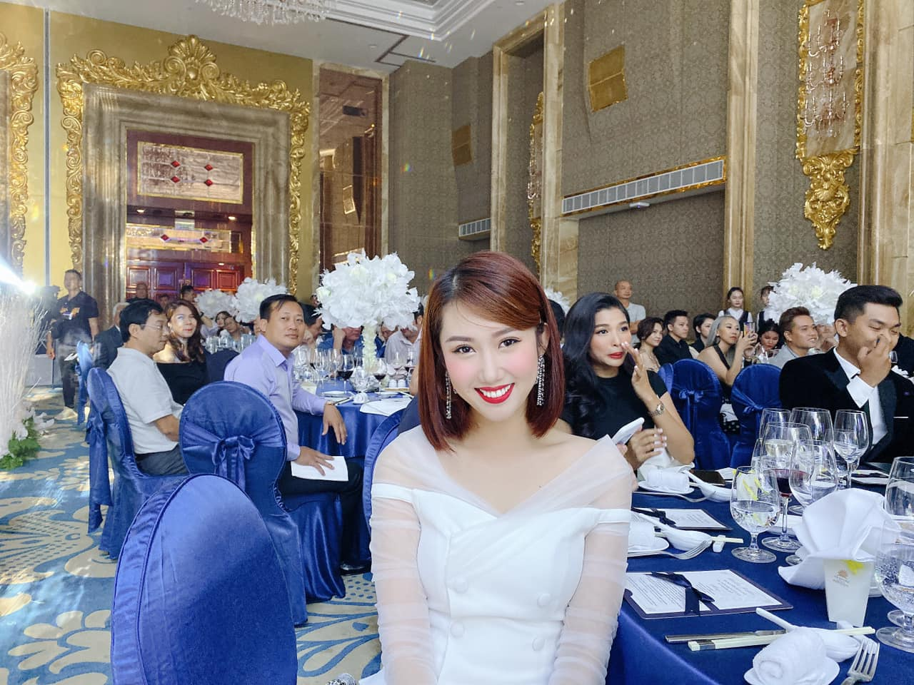 Đám cưới Bảo Thy gây choáng với thực đơn toàn sơn hào hải vị - 4