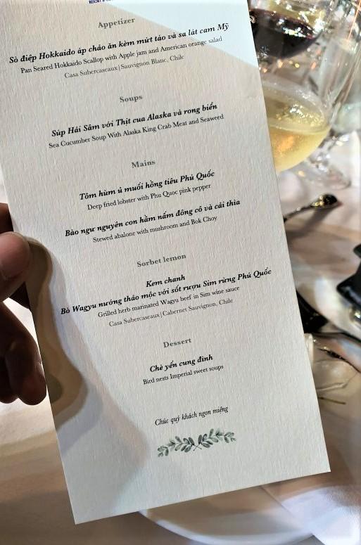Đám cưới Bảo Thy gây choáng với thực đơn toàn sơn hào hải vị - 12