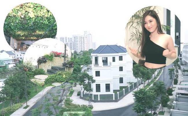Hương Tràm chia sẻ không gian toàn bộ ngôi nhà nữ ca sĩ thiết kế dành riêng cho bố mẹ trước khi sang Mỹ du học.