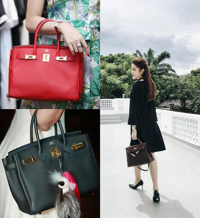Trẻ trung xinh đẹp, lại là Áhậu Việt Nam, Huyền My còn nổi tiếng nghiện shopping.Trên trang cá nhân, cô cũng thường xuyên khoe khéo 'chiến tích' sau mỗi lần mua sắm.