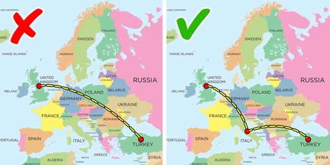 8 mẹo nhỏ giúp bạn du lịch vòng quanh thế giới lúc nào cũng tiết kiệm - 5