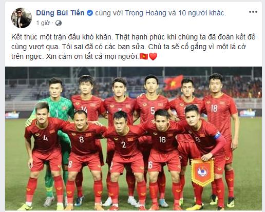 BTV Quốc Khánh được minh oan sau màn trêu chọc Bùi Tiến Dũng trên sóng? - 6