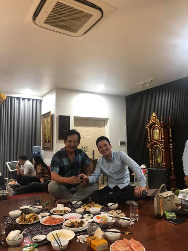 Quang Tèo và gia đình chuyển từ căn hộ 35m2 sang nhà mới từ Tết năm 2017.