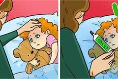 8 sai lầm trong chăm sóc trẻ hàng triệu bố mẹ biết nhưng khó bỏ