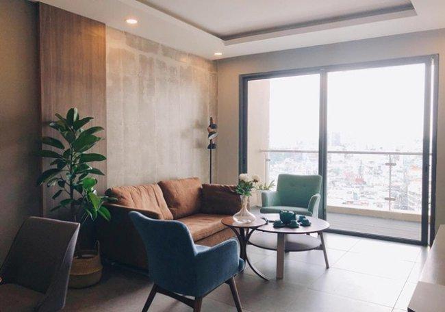 Một trong những căn hộ mà Midu chia sẻ trên trang cá nhân.