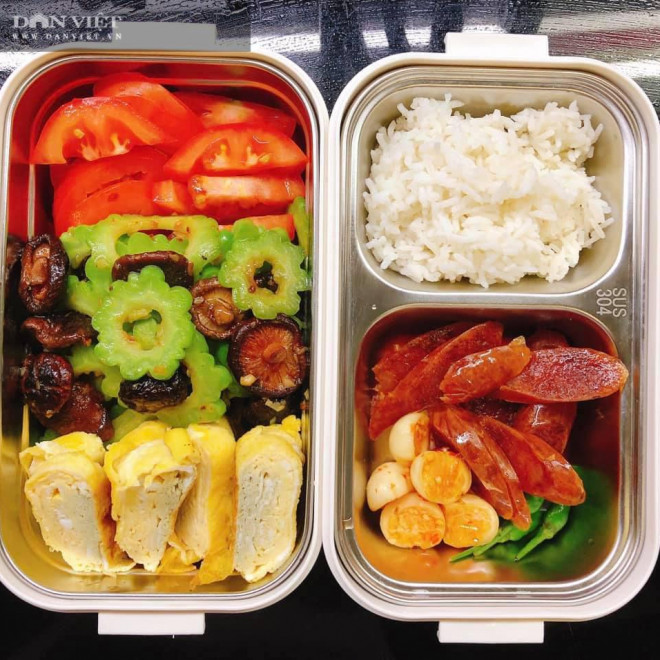 Gợi ý thực đơn cơm hộp mang đi làm tiện lợi, đủ chất, không tăng cân - 2