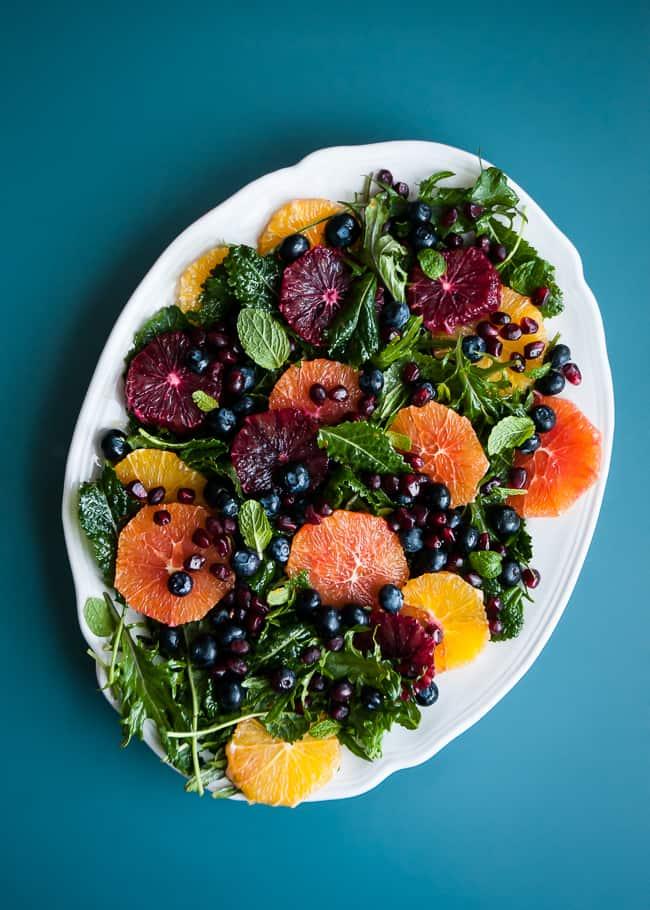 Muốn xinh đẹp hơn trong mùa đông, hãy ăn 9 thực phẩm này - 5