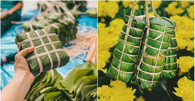 5 loại bánh lá ngon nổi danh của làng ẩm thực Việt, bạn biết được mấy loại? - 3