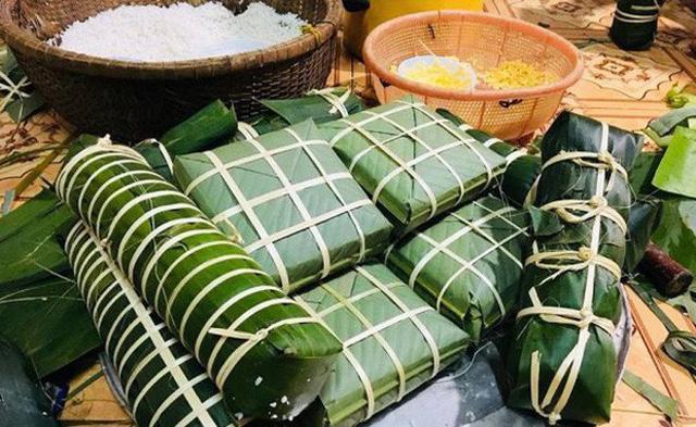 5 loại bánh lá ngon nổi danh của làng ẩm thực Việt, bạn biết được mấy loại? - 4
