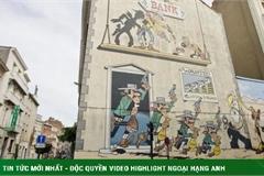 Con đường truyện tranh ở Bỉ