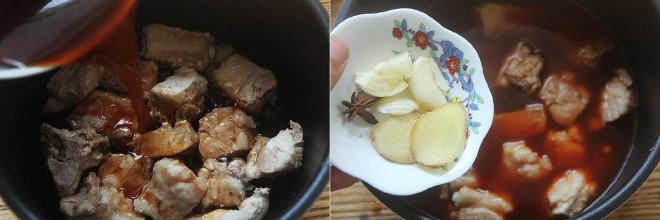 Dùng nồi cơm điện làm món sườn kho không ngán ngấy, ăn với cơm là số 1 - 1