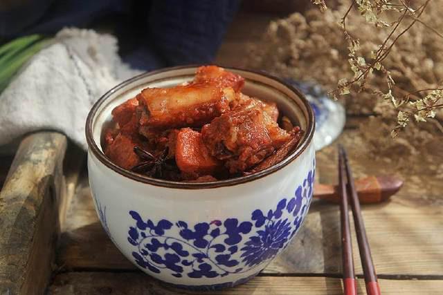 Dùng nồi cơm điện làm món sườn kho không ngán ngấy, ăn với cơm là số 1 - 3
