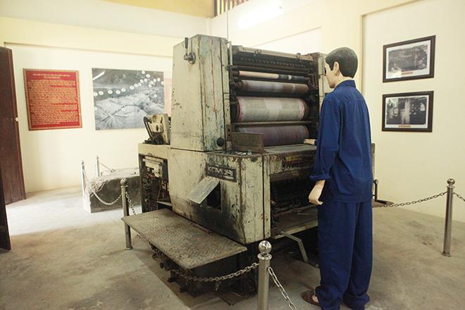 Chuyện ít biết về nhà máy in tiền đầu tiên của Việt Nam - 4
