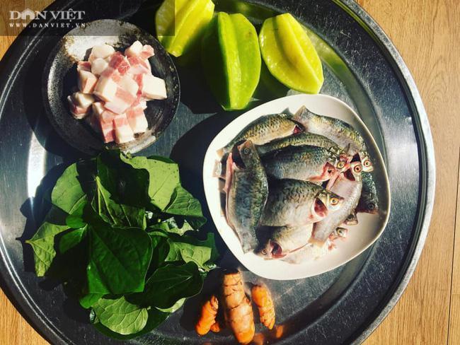 Cá diếc kho khế, món ăn dân dã mà hao cơm, mới nghe đã thấy thèm - 1