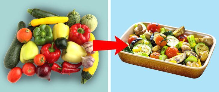 8 mẹo tận dụng đồ ăn còn tồn trong tủ lạnh thành món ngon chống ngán - 6