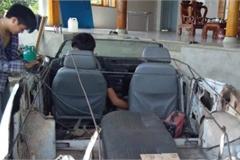 Những bộ phận nào trên xe ô tô bị cấm độ, cải tạo?