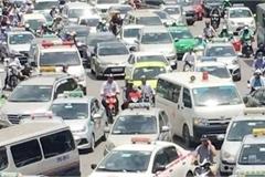 Tp.HCM cấp tập tìm cách thu thuế xe hợp đồng dưới 9 chỗ
