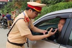 Đề xuất xử lý hình sự với tài xế có nồng độ cồn cao