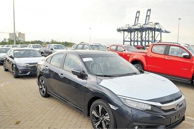 Thuế thu được tăng hơn 4 lần nhờ xe nhập khẩu tăng đột biến
