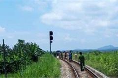 Lái tàu hỏa rơi xuống đất tử vong khi tàu đang chạy ở Phú Thọ
