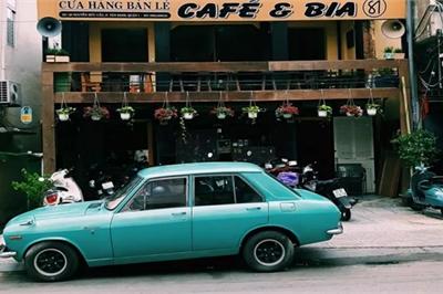 Xế cổ Datsun Sunny hàng hiếm tại Việt Nam giá 140 triệu đồng