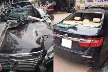 Nhiều trường hợp ô tô đâm đụng nhưng túi khí không bung