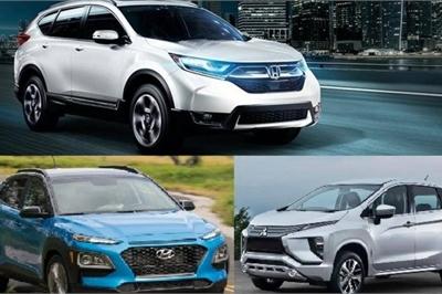Những mẫu xe thành công trên thị trường ô tô Việt Nam