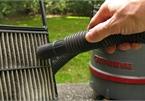 Lọc gió ô tô bị bẩn khiến động cơ bị yếu, làm thế nào để vệ sinh đúng cách?