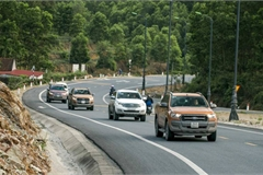 Lái ô tô xuyên các nước cần chuẩn bị những gì?
