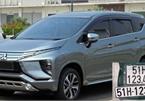 Mitsubishi Xpander bất ngờ bốc được biển số siêu đẹp