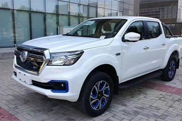 Bán tải điện của Trung Quốc nhìn như Nissan Navara