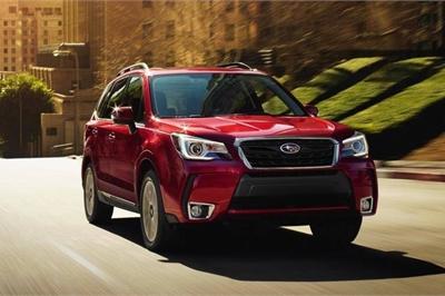 Subaru triệu hồi hơn 32 ngàn xe vì lỗi ống xả hở
