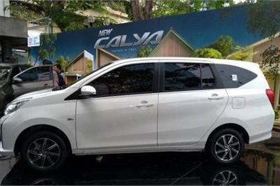 Xe 7 chỗ cỡ nhỏ của Toyota giá chỉ 227 triệu đồng tại Indonesia