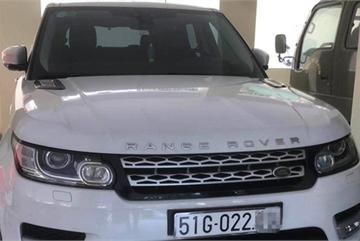 Soi xe sang Land Rover của ông trùm Alibaba vừa bị bắt