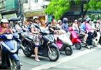 Ô nhiễm không khí: Xe máy là thủ phạm chính?