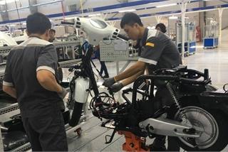 Ban hành 3 quy chuẩn quốc gia về ắc quy, động cơ xe máy và xe đạp điện