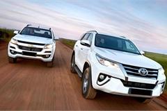 Chevrolet Traiblazer rẻ hơn Toyota Fortuner: Chọn SUV Mỹ hay Nhật?