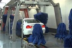 Máy rửa xe tự động giá bao nhiêu, có nên đầu tư làm dịch vụ?