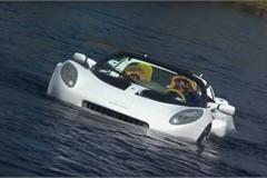 Chiêm ngưỡng chiếc ô tô lai tàu ngầm độc nhất thế giới