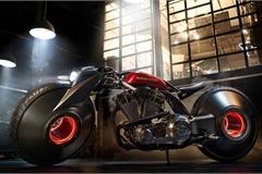 Harley-Davidson được độ lại như siêu xe đến từ tương lai