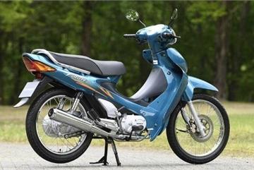 Những mẫu xe máy Thái huyền thoại từng được người Việt săn đón, ước ao