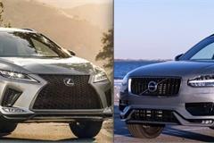 4 tỷ đồng, mua Lexus RX350 hay Volvo XC90 Incription?