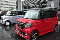 Xe hơi nhỏ lọt top bán chạy nhất tại Nhật Bản năm 2019