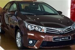 Ô tô bán chạy nhất thế giới: Nhiều mẫu xe gây bất ngờ