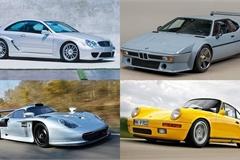 Những mẫu ô tô huyền thoại của nước Đức bị lãng quên