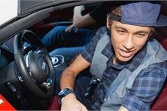 Bộ sưu tập siêu xe của Neymar không thua kém Ronaldo hay Messi