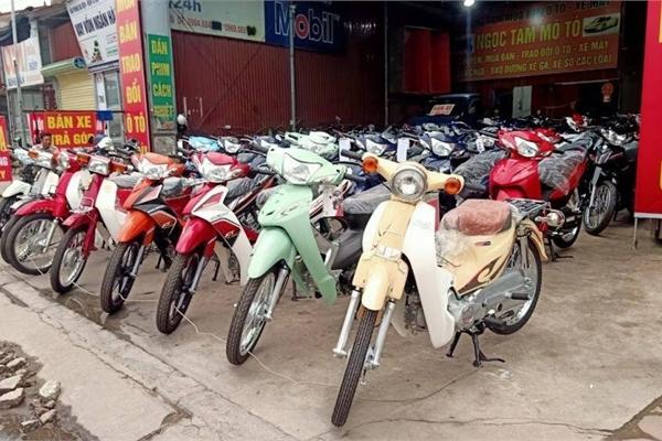 Những lý do thuyết phục khi quyết định mua xe máy cũ